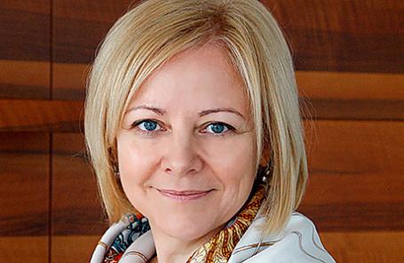 Ольга Подойницына.