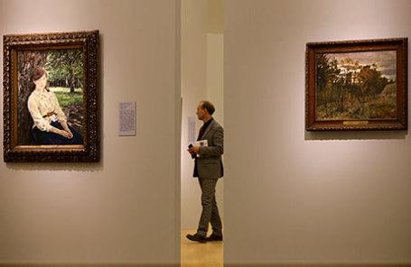 Выставка Валентина Серова в Третьяковской галерее к 150-летию со дня рождения художника.