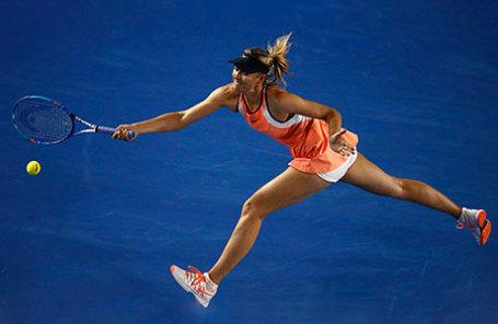 Российская теннисистка Мария Шарапова.