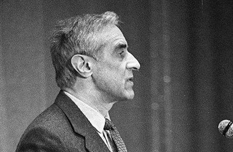 Профессор Георгий Мирский.