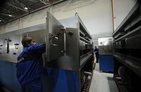 Завод по производству литиево-ионных батарей