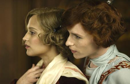 Кадр из фильма «Девушка из Дании».