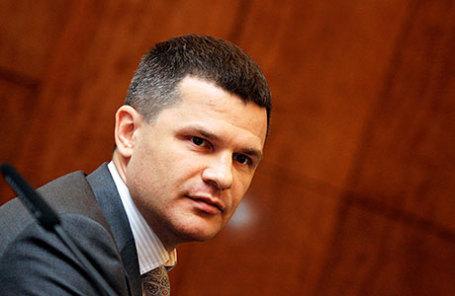Бывший председатель совета директоров аэропорта «Домодедово» Дмитрий Каменщик.