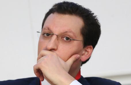 Кирилл Шамалов.