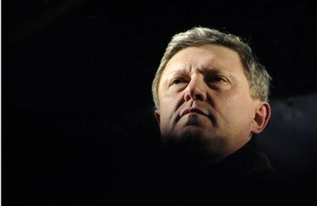 Лидер партии «Яблоко» Григорий Явлинский.