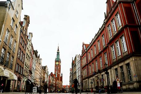 Гданьск, Польша.