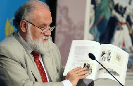 Презентация книги председателя ЦИК В.Чурова