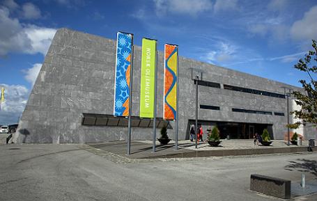 Норвежский музей нефти (Ставангер, Норвегия).