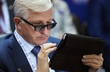 Президент Российского союза промышленников и предпринимателей Александр Шохин.