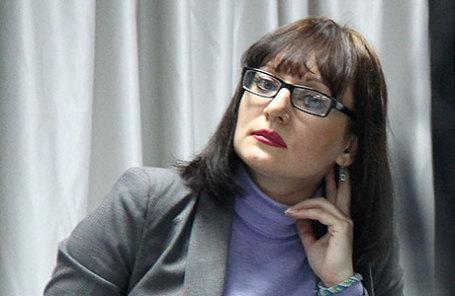 Координатор «ПАРНАСа» Наталья Пелевина.