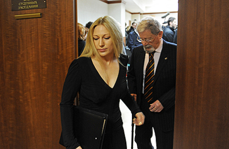 Вице-президент ювелирного холдинга «Алтын» Антонина Бабосюк.