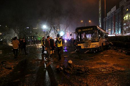 Анкара.