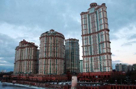 Высотный жилой комплекс «Алые Паруса».