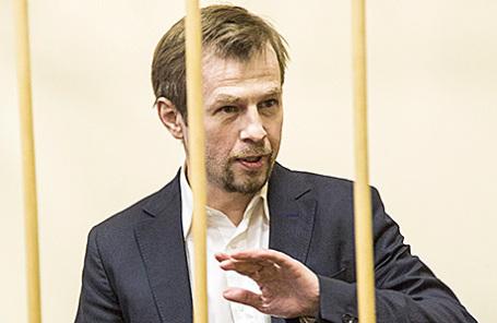 Бывший мэр Ярославля Евгений Урлашов.
