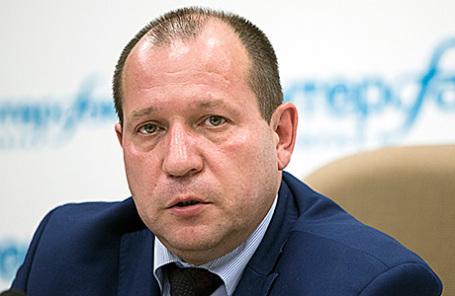 Игорь Каляпин.