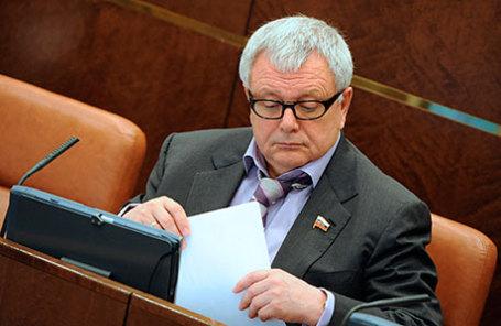 Член Совета Федерации Константин Титов.