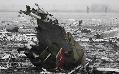 Пассажирский самолет Boeing 737-800 разбился при посадке в аэропорту Ростова-на-Дону.