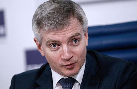 Руководитель Департамента культуры города Москвы Александр Кибовский.