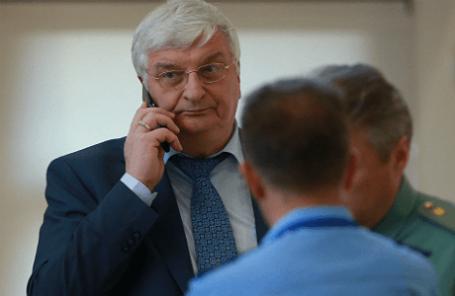 Заместитель Генерального прокурора РФ Владимир Малиновский