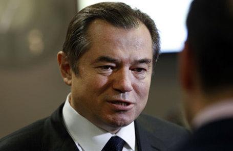 Советник президента России Сергей Глазьев.
