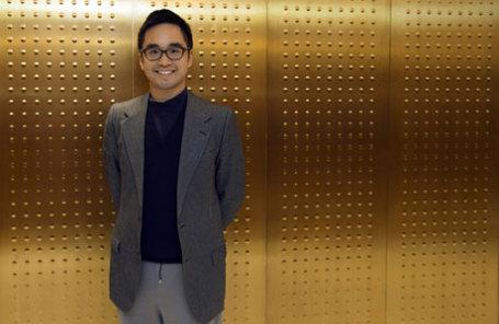 Китайский предприниматель Адриан Чен.