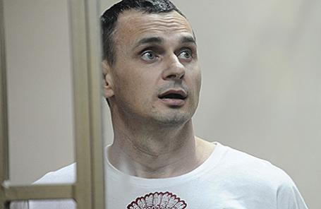Олег Сенцов.