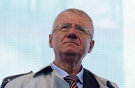 Лидер Сербской радикальной партии Воислав Шешель.