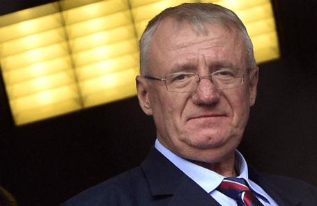 Лидер Сербской радикальной партии (СРП) Воислав Шешель