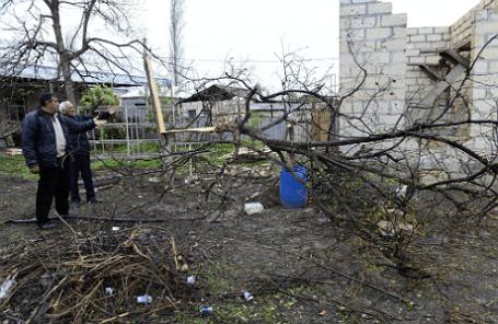 Последствия конфликта в Нагорном Карабахе