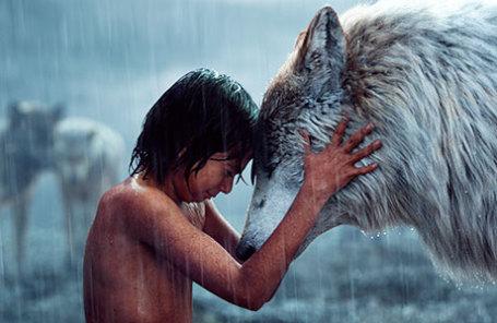 Кадр из фильма «Книга джунглей».
