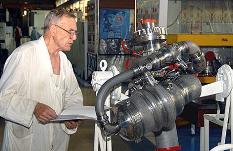 Производство ракетных двигателей.