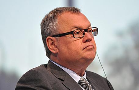 Президент-председатель правления банка ВТБ Андрей Костин.