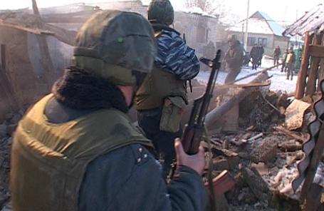 Спецоперация в Ставропольском крае.