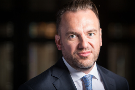 Дмитрий Брейтенбихер, вице-президент Банка Москвы