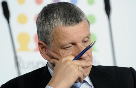 Юрий Удальцов на II Международном форуме по нанотехнологиям.