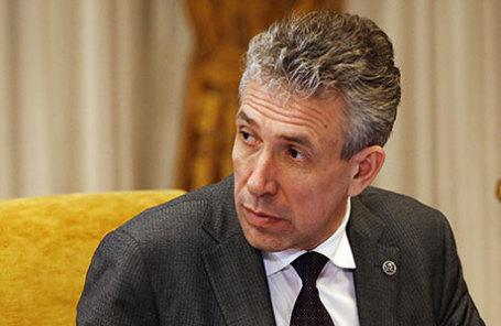 Председатель Внешэкономбанка Сергей Горьков.