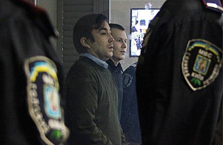 Россияне Евгений Ерофеев и Александр Александров (слева направо).