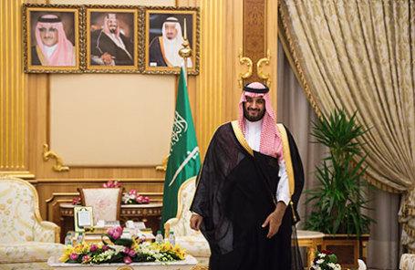Мухаммед ибн Салман Аль Сауд.