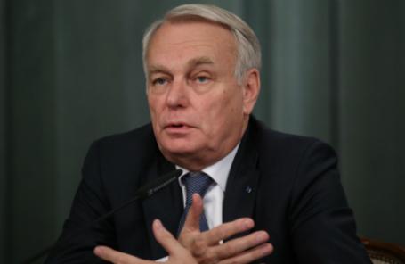 Министр иностранных дел и международного развития Франции Жан-Марк Эйро.