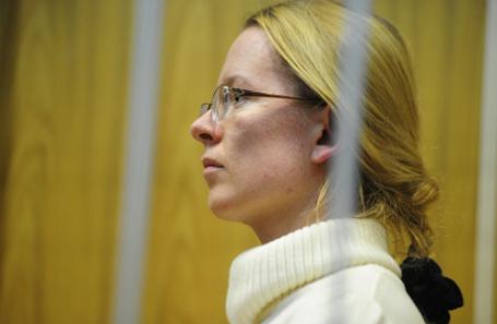 Екатерина Сметанова.