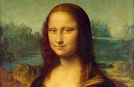 «Мона Лиза» Леонардо да Винчи.