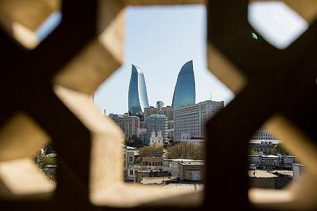Достопримечательности Баку.