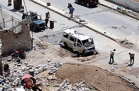 Дамаск, Сирия.