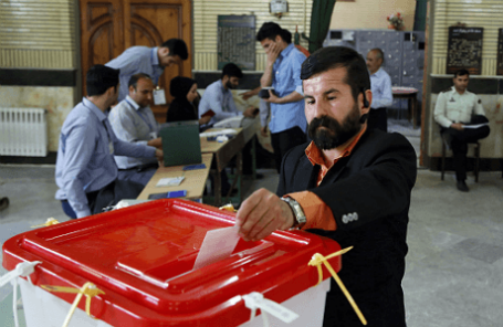 Второй тур парламентских выборов в Иране