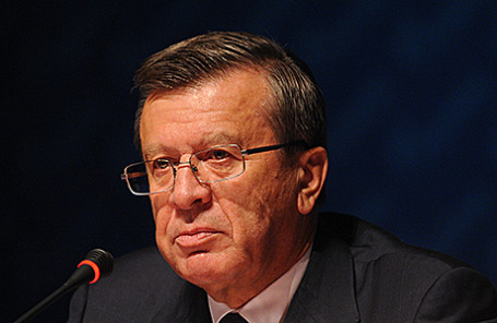 Виктор Зубков.