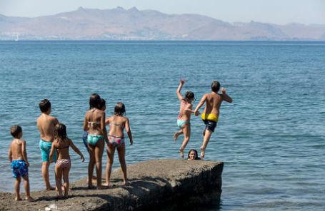 Отдых на острове Кос, Греция.