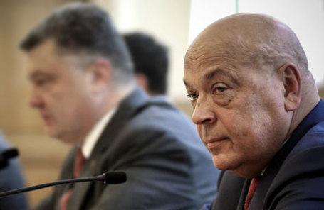 Глава Закарпатской областной госадминистрации Геннадий Москаль.