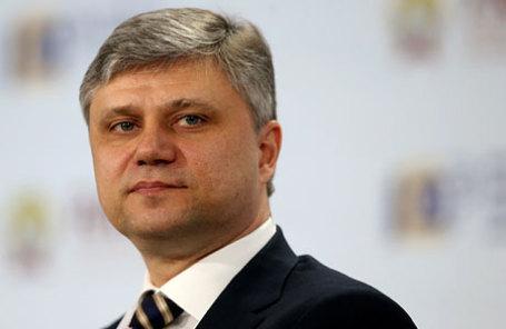 Глава ОАО «РЖД» Олег Белозеров.