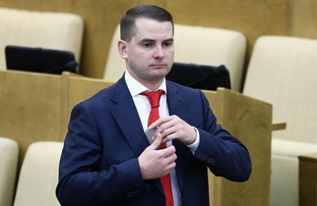 Председатель комитета Госдумы по делам общественных объединений и религиозных организаций Ярослав Нилов.