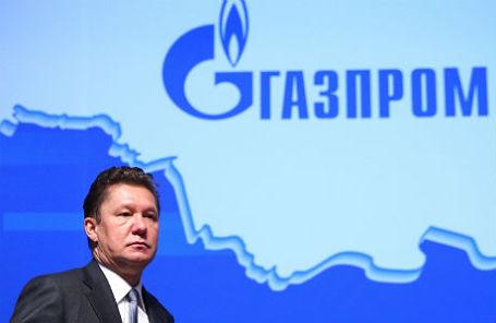 Председатель правления компании «Газпром» Алексей Миллер.